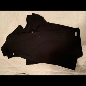 FIGS black scrub set